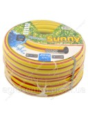 Шланг для поливу Evsi-Plastik Веселка Нова жовта d 18 34 20м