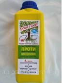 Інсекто-фунгіцид Чистий стовбур 4 в 1 для дерев і чагарників проти зимуючих шкідників 1л