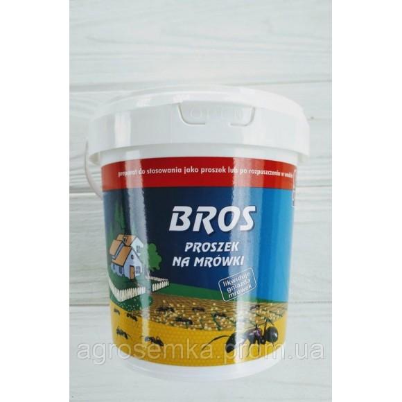 Порошок проти мурах BROS Брос 500г оригінал Польща