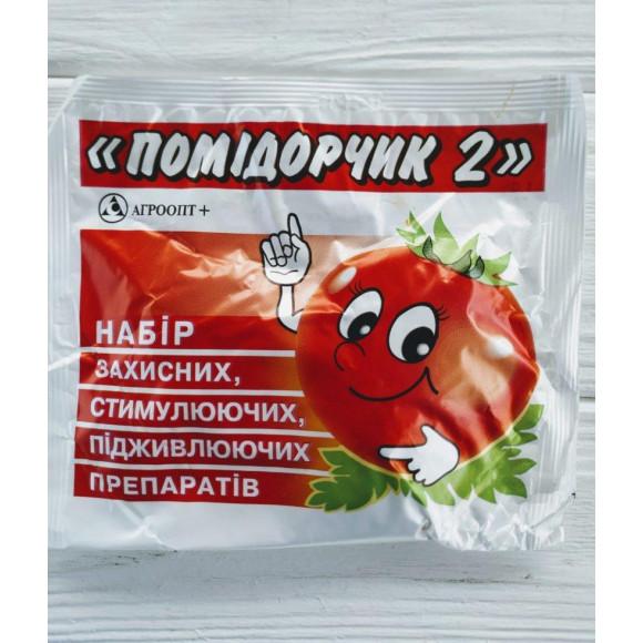 Фунгіцид системно-контактний добриво Помідорчик - 2 40г на 5л води