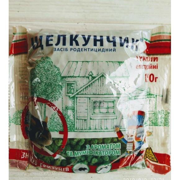 Лускунчик 150 г гранула від мишей