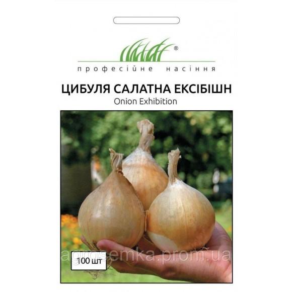 Цибуля салатний Эксибишен 100 шт Bejo Zaden