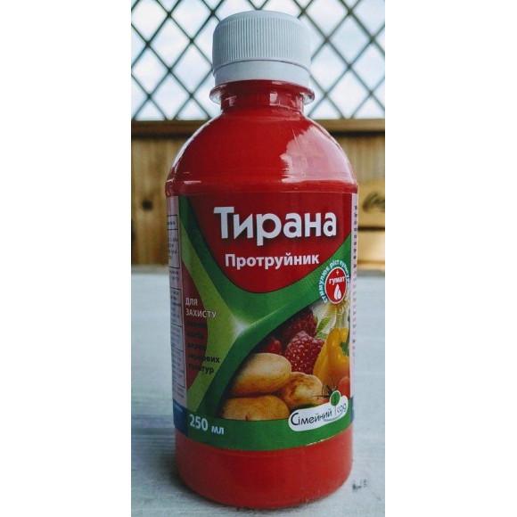 Інсектицид-протруйник Тирана 250 мл 300-500 кг бульб