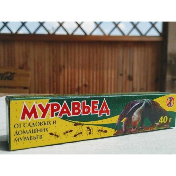 Гель Мурахоїд 40г від садових і домашніх мурашок