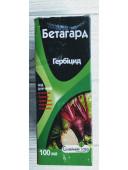 Системний післясходовий гербіцид на посівах буряків Бетагард 100 мл