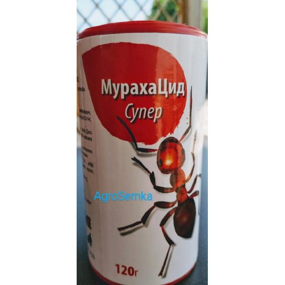Порошок від мурах Мурахацид Супер 120г