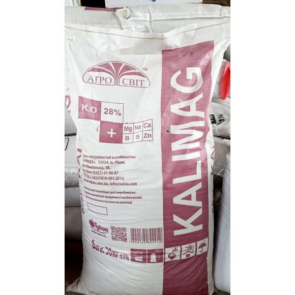 Добриво Калімаг калійно-магнієве 50 кг