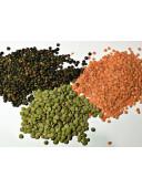 Мікрозелень Сочевиця червона натуральна 50г