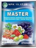 Комплексне мінеральне добриво для ягідних культур Master Мастер 100г Valagro