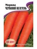 Морква Червоний велетень 20г